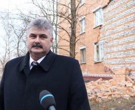 В Брянске разрушается пятиэтажка на Октябрьской: власти бездействуют