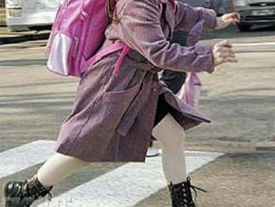 ВБрянске гимназистка угодила под машину