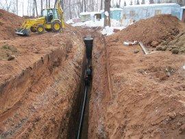 В Унечском районе проведут газ и водопровод и построят дорогу