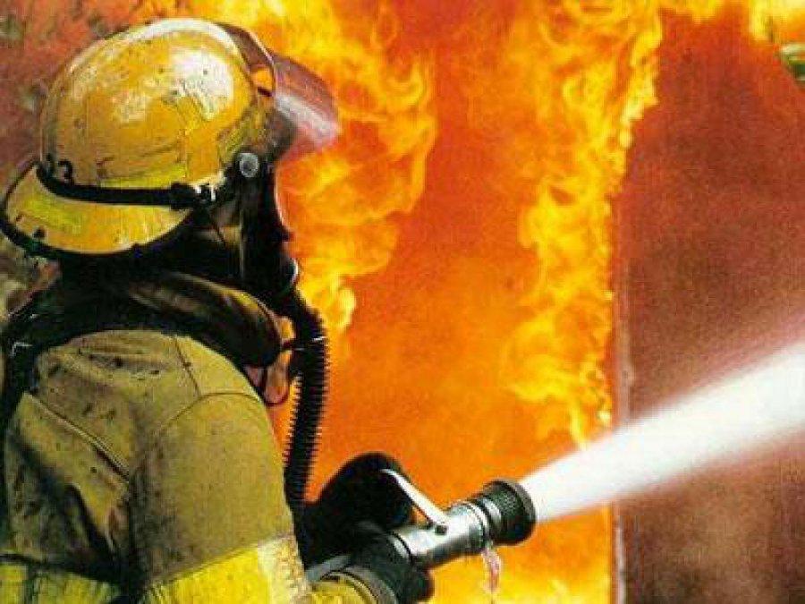 Вмагазине наРылеева вБрянске сгорели стена ихолодильник