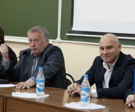 В брянском филиале МПСУ снимут фильм об известных гостях вуза