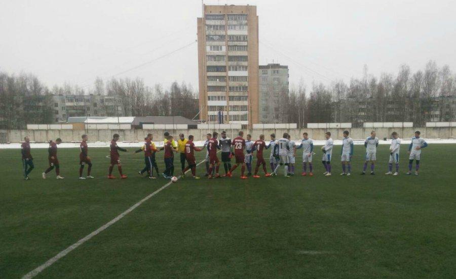 Брянское «Динамо» сыграло вСмоленске вничью