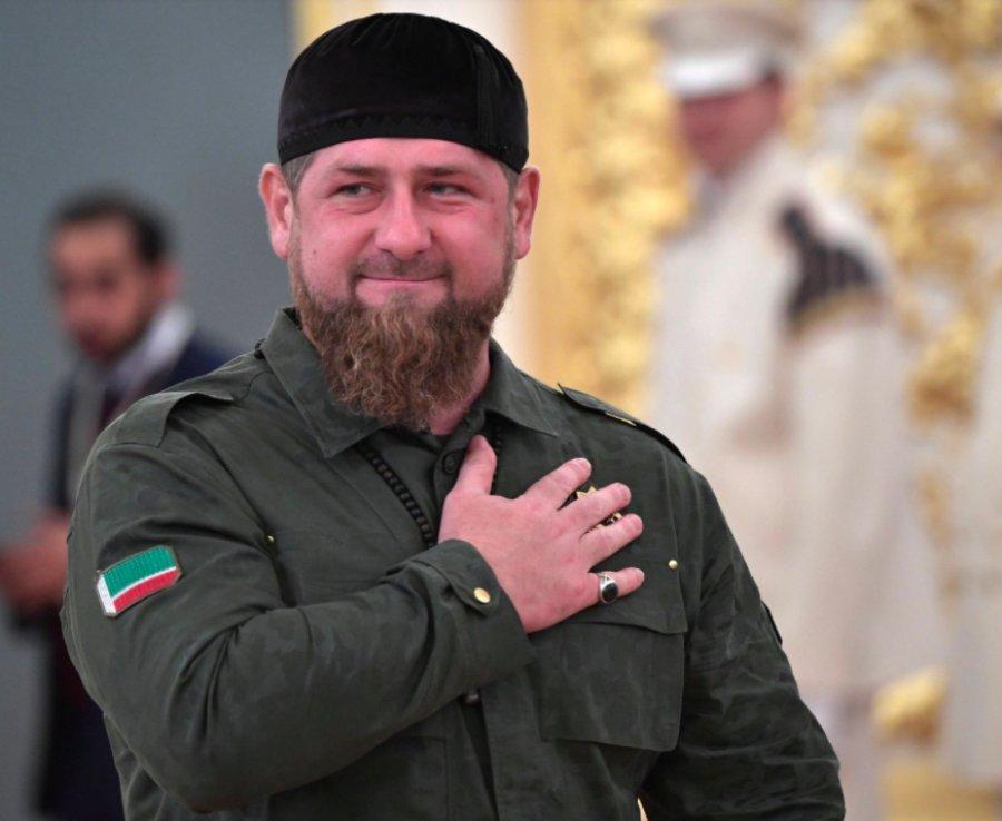 Кадыров: вИраке найдена группа русских женщин идетей