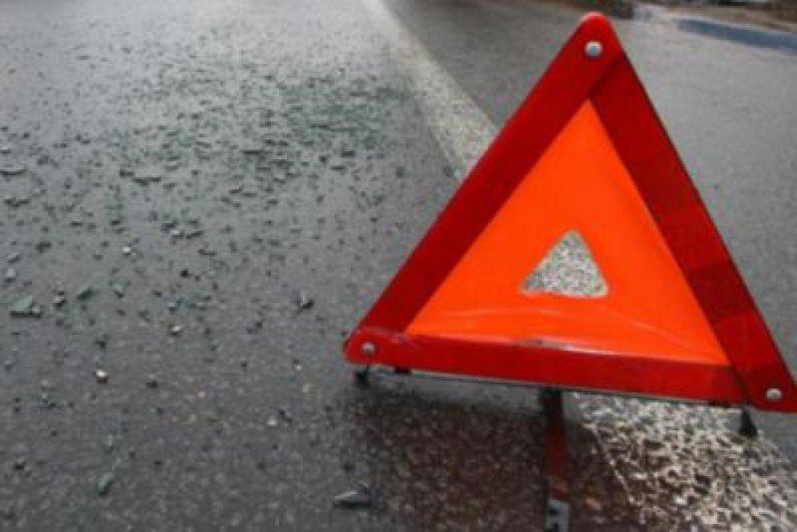 ВВыгоничском районе иностранная машина врезалась вКАМАЗ: пострадали 5 человек