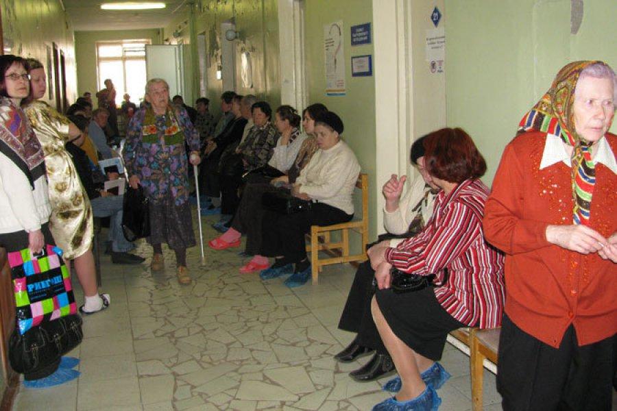 Брянщина вошла в ТОП-10 худших регионов по очередям к врачу Брянск