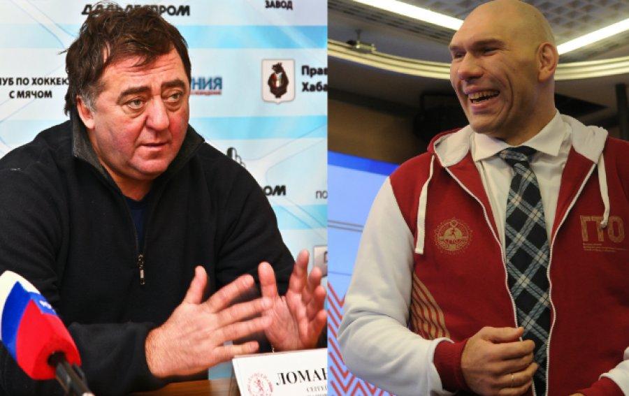 Ломанов-младший иДжусоев подписали договоры сХКМ «Енисей»