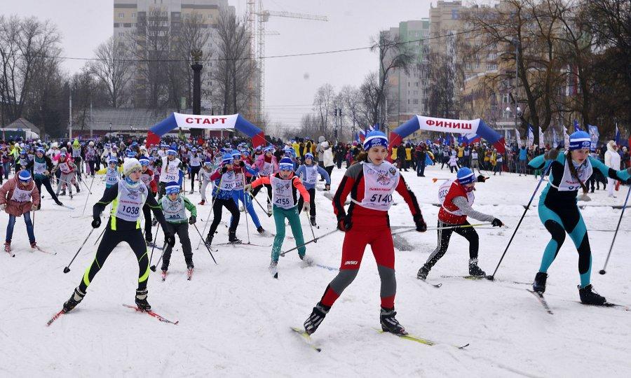 Брянская «Лыжня России-2018» готовится кстарту