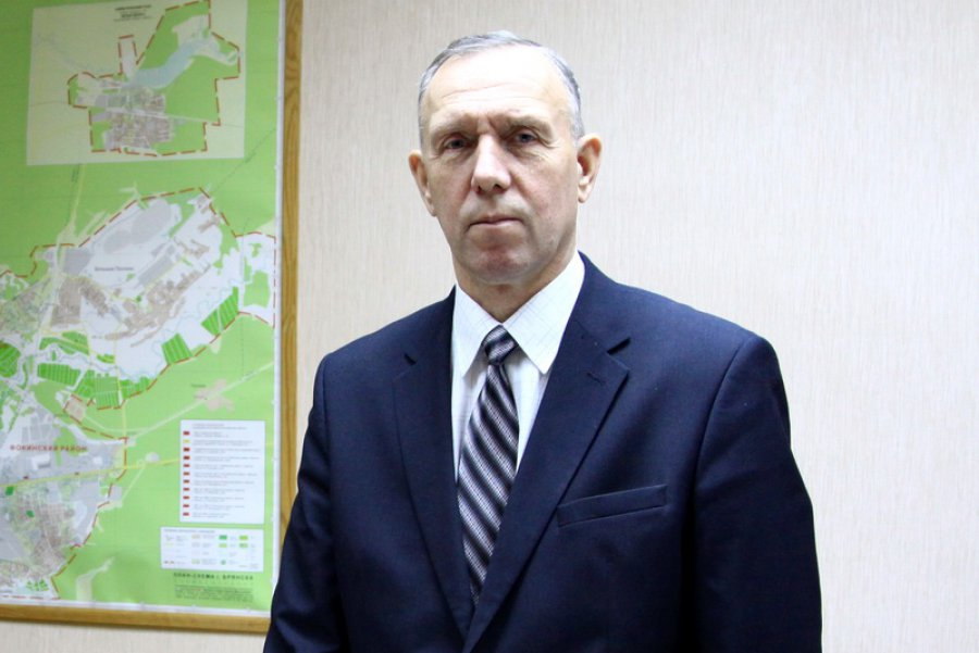 Николай Сергеев стал заместителем главы города Брянска по задачам ЖКХ