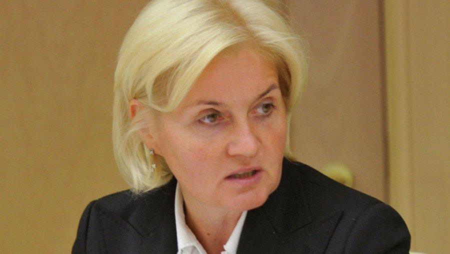 Вице-премьер Ольга Голодец посетила брянские детсады ишколы