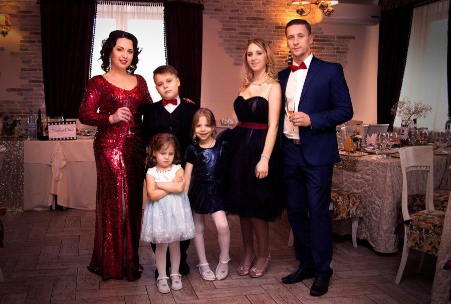 Семья Семеновых изУфы— одна из«Семей года» в Российской Федерации