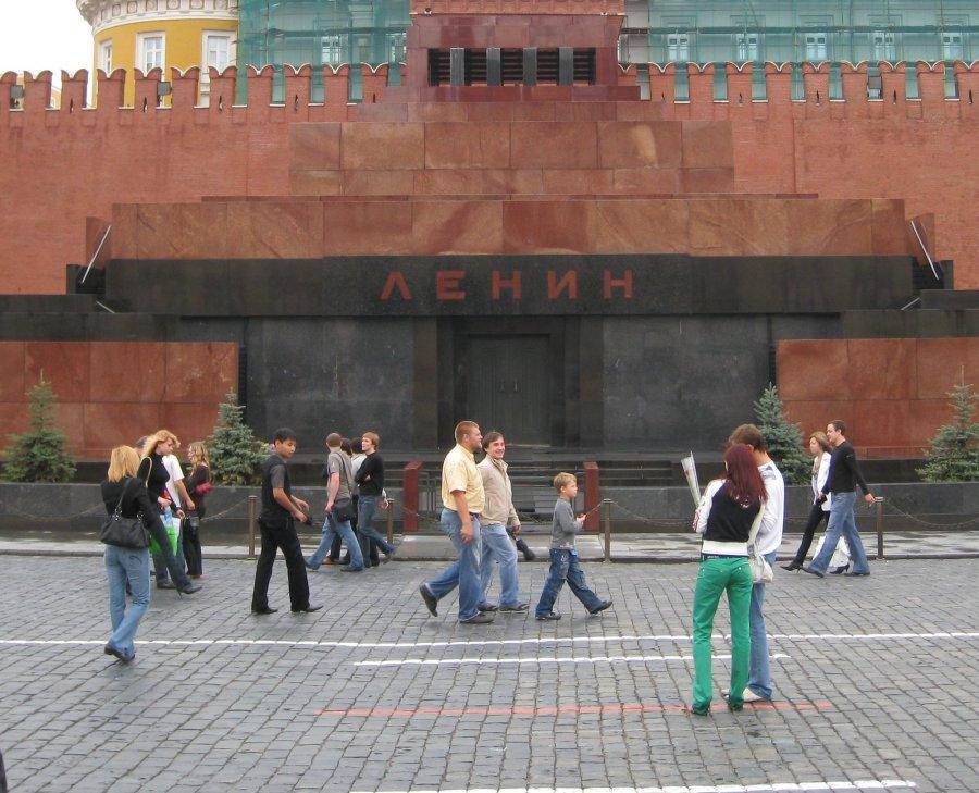 Зюганов назвал провокацией законодательный проект  озахоронении Ленина
