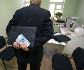 Директор брянского предприятия попался на взятке