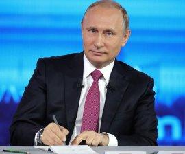 """Дайте срок: брянцы обсуждают """"Прямую линию"""" с Путиным"""