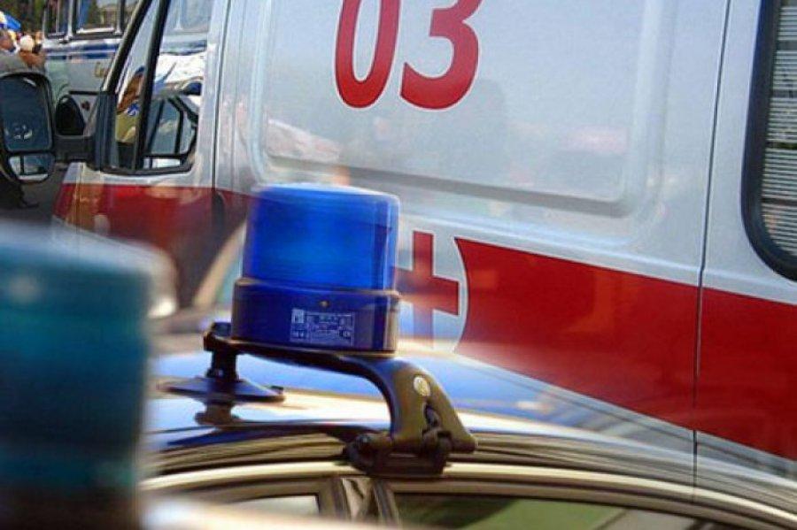 ВБрянске пассажирка маршрутки пострадала вкрупном ДТП