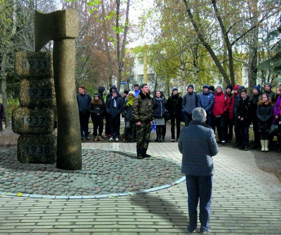 В Брянске презентовали проекты памятника жертвам политических репрессий