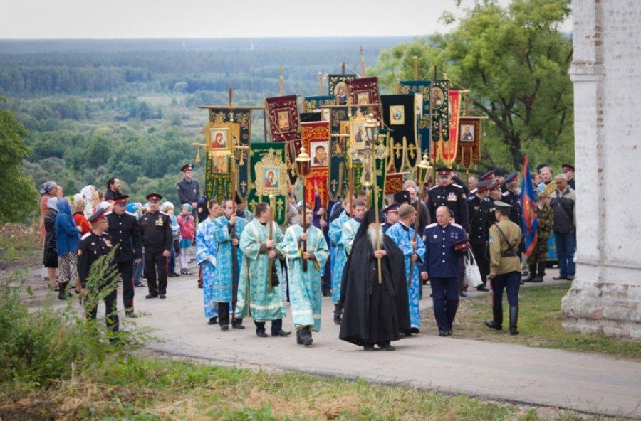 В Брянской области пройдет крестный ход в честь юбилея Победы Брянск