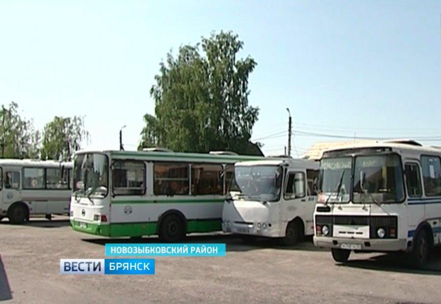 Новозыбковские автобусы обещают спасти от банкротства