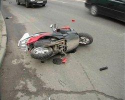 В Брянской области при столкновении двух мопедов пострадал 15-летний школьник