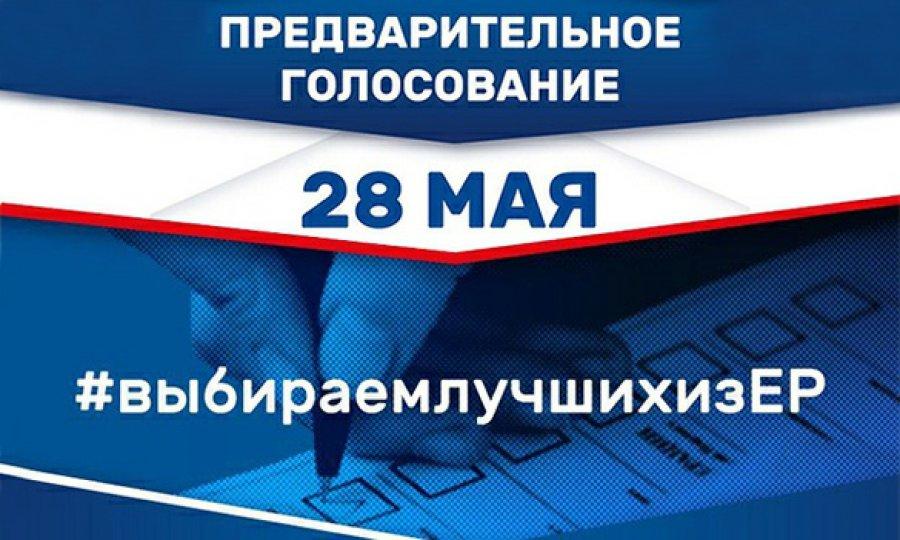 Праймериз единороссов заинтересовал 13% брянских избирателей