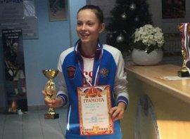 Брянская теннисистка Влада Коваль победила на турнире в Казахстане
