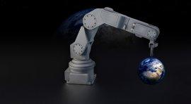 Брянские школьники сделали роботов для «Почты России»