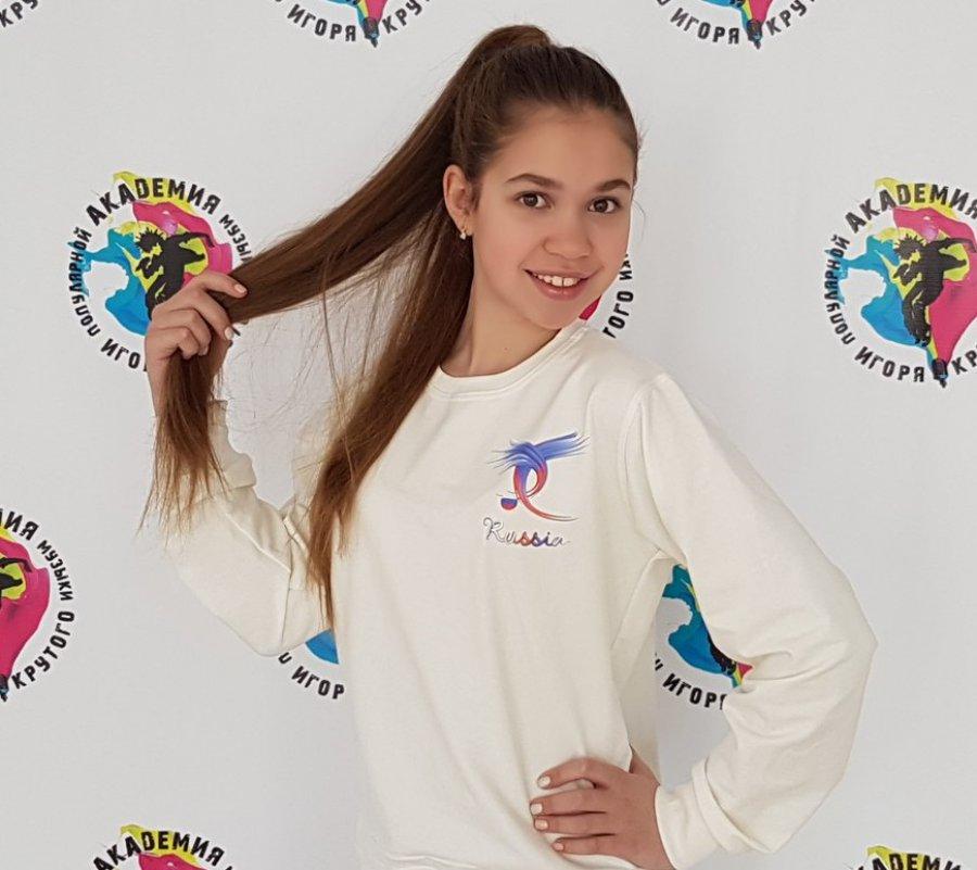 Брянская школьница Настя Гладилина вышла вфинал конкурса «Детское Евровидение-2017»