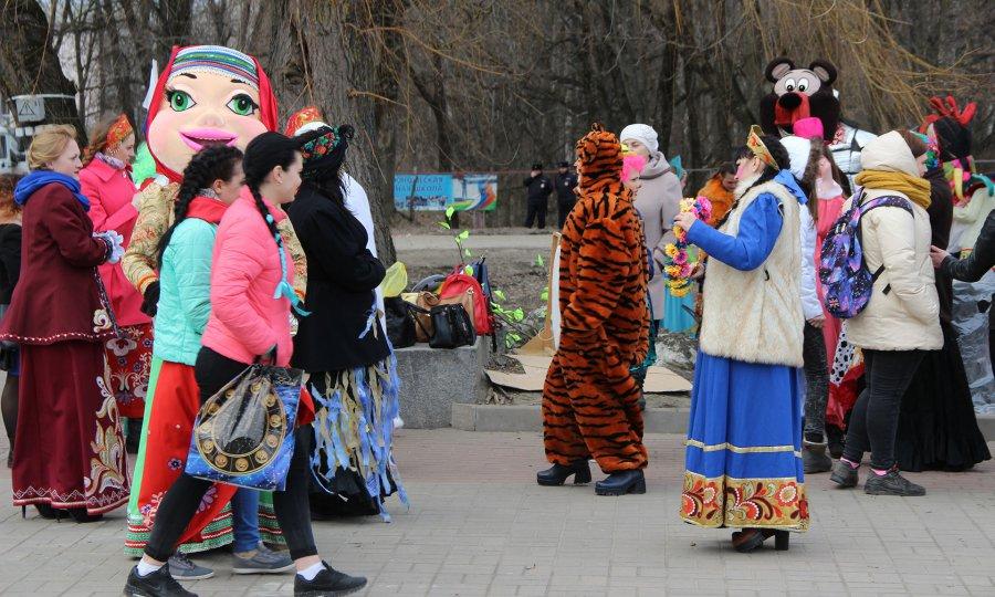 ВБрянск пришла Крымская весна