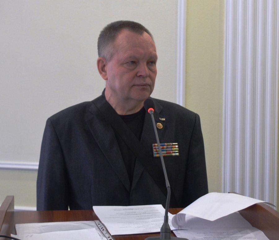 В Брянске скоропостижно скончался ветеран-афганец Александр Фетисов