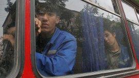 Брянского бизнесмена заставили оплатить дорогу домой узбекам-нелегалам