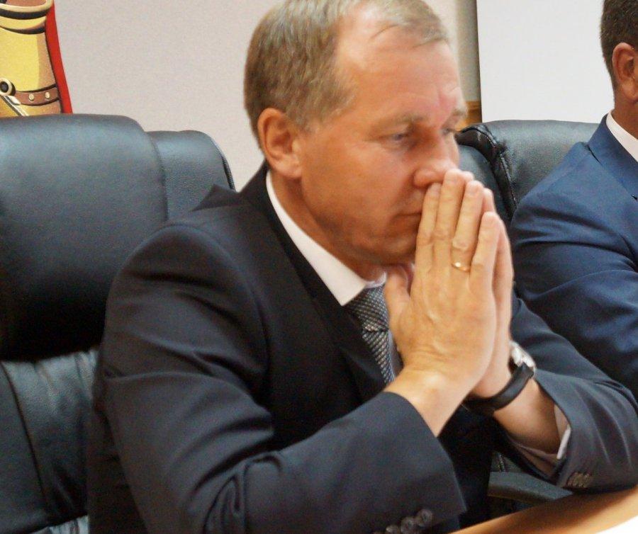 Брянский мэр Макаров уйдёт наработу вобластное руководство