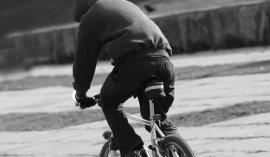 В Брянске рязанский бомж угнал у подростка велосипед