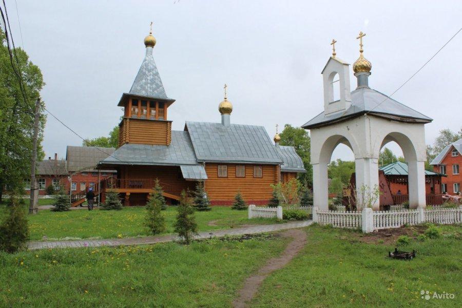 Карачевский монастырь получил права нахрам трёх Святителей