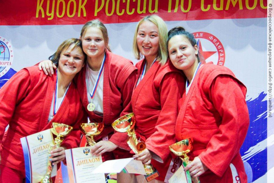 Артем Осипенко изБрянска одержал победу Кубок РФ посамбо