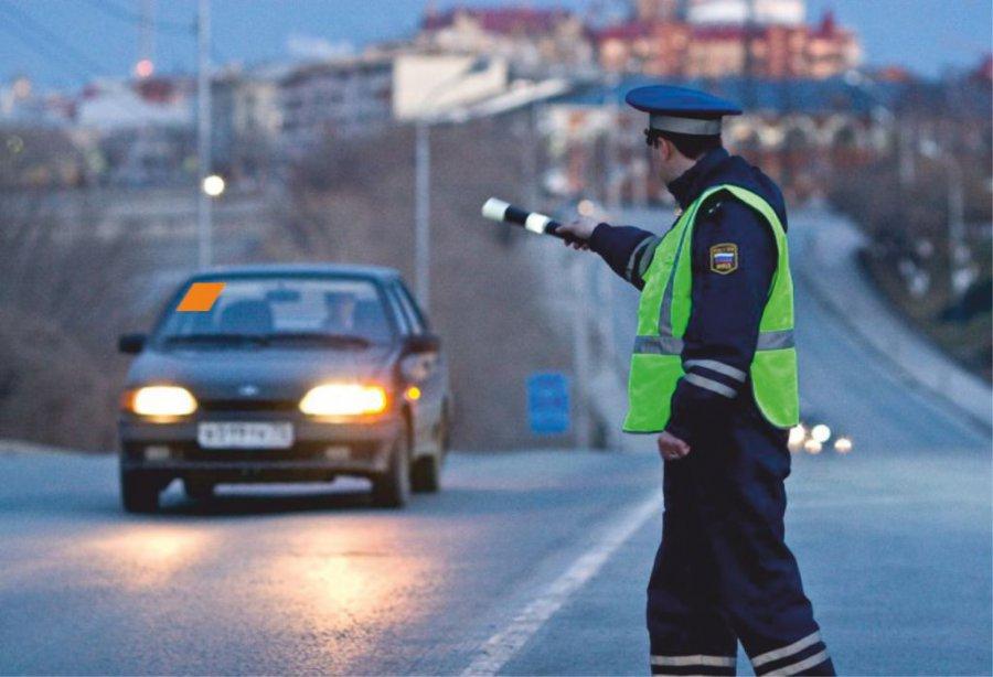 ВБрянске засутки наказали 20 маршрутчиков и60 пешеходов
