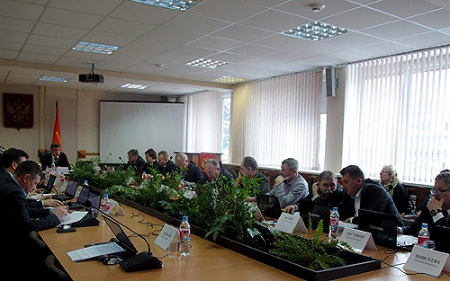 Депутаты Брянского горсовета 30 марта соберутся на сессию