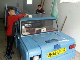 В брянском посёлке пройдёт выставка ретроавтомобилей