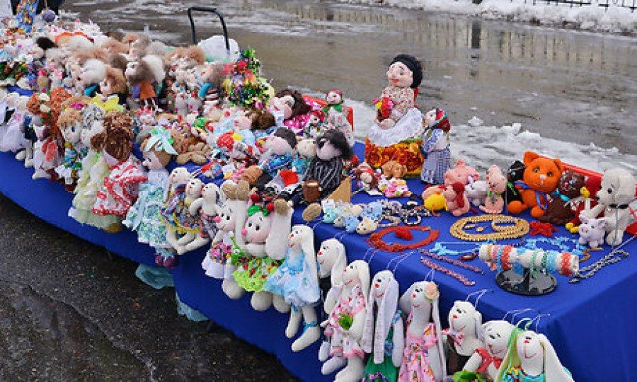 ВБрянске открылась приуроченная к народной кукле выставка