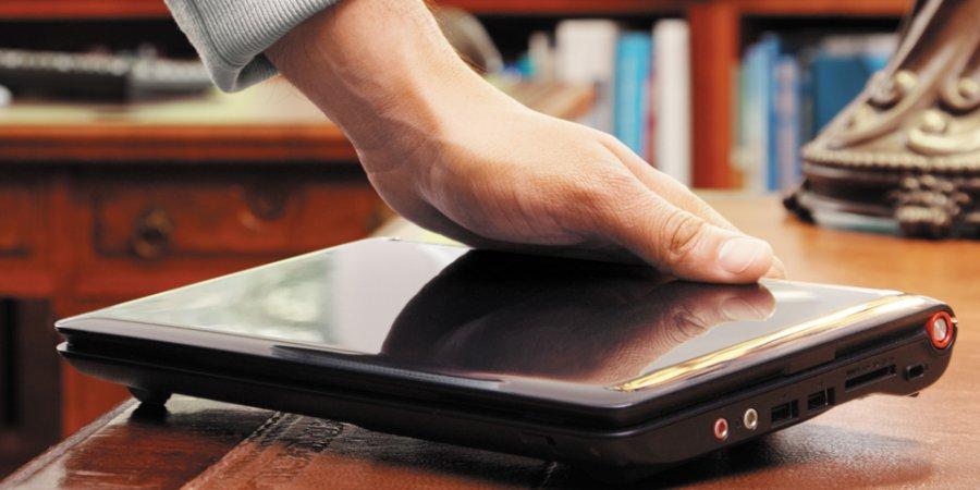 Под Брянском уголовник украл у женщины ноутбук