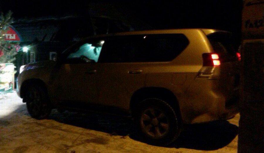 Судимый брянец похитил вКалужской области дорогой вседорожный автомобиль, чтобы прокатиться