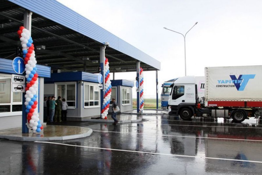 ВБрянской области Погарский пост закончит пропускать людей через границу