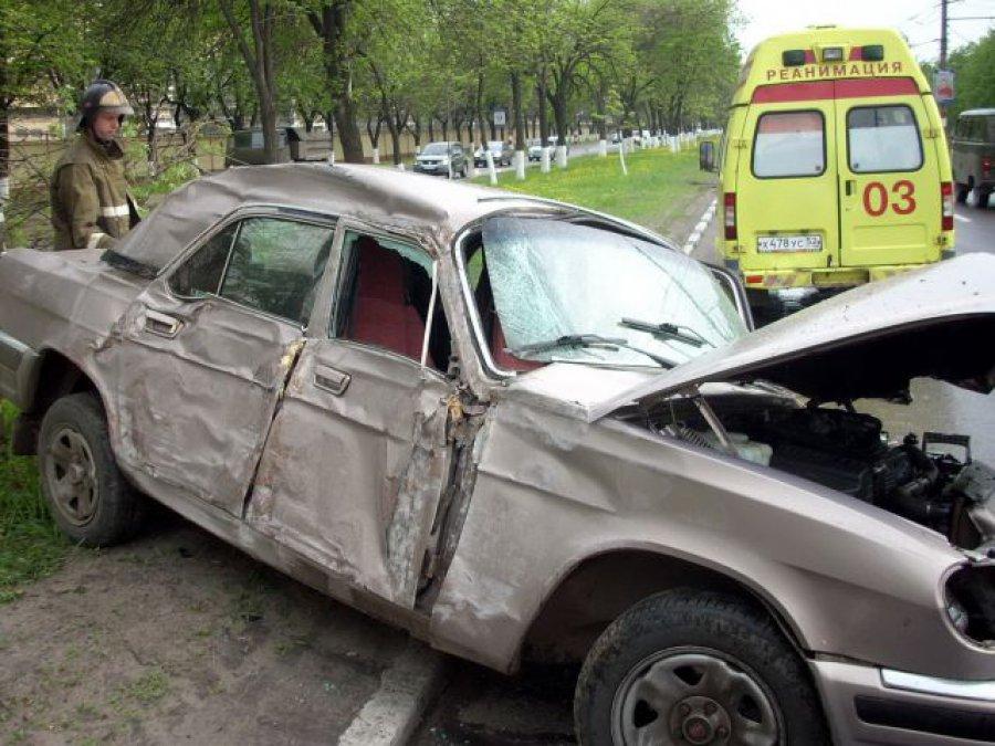 Брянскому водителю-лихачу вДТП оторвало ногу