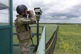 В Брянской области мужчину оштрафовали за попытку перейти границу с Украиной