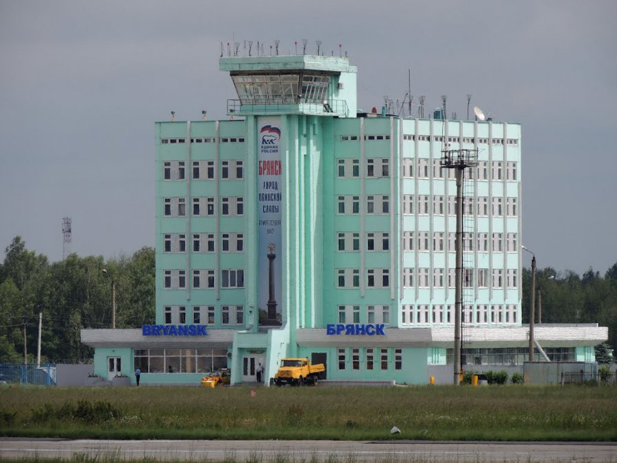 Саэропорта «Брянск» через суд требуют 2,5 млн руб.