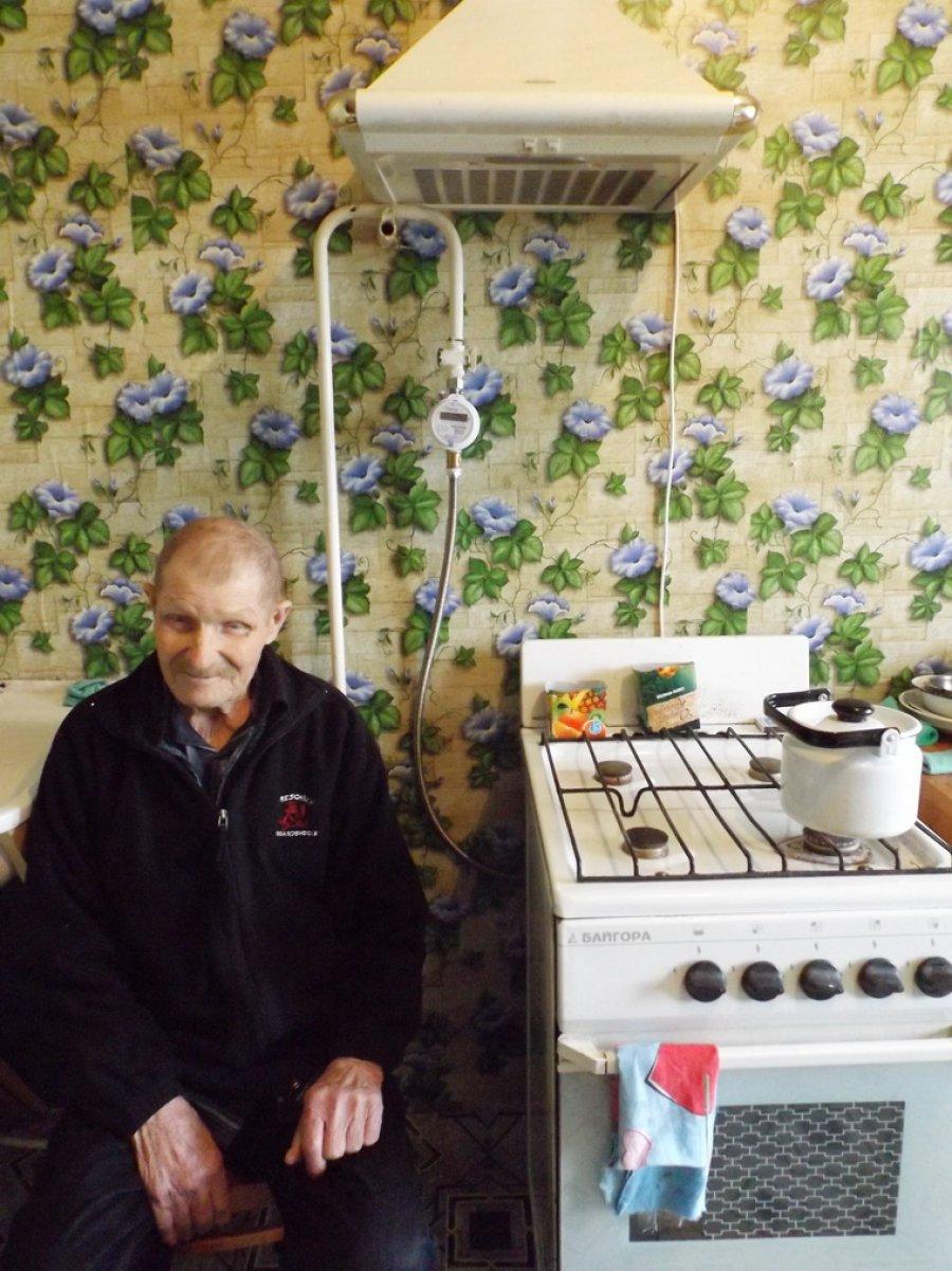 Брянским ветеранам бесплатно установят почти 600 газовых счетчиков