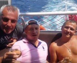 Всегда сыт и пьян: брянский блоггер Коломейцев отдыхает в Турции