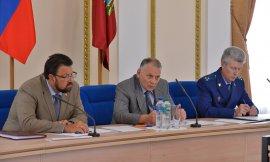 Брянские власти обсудили коррупцию в бизнесе и медицине