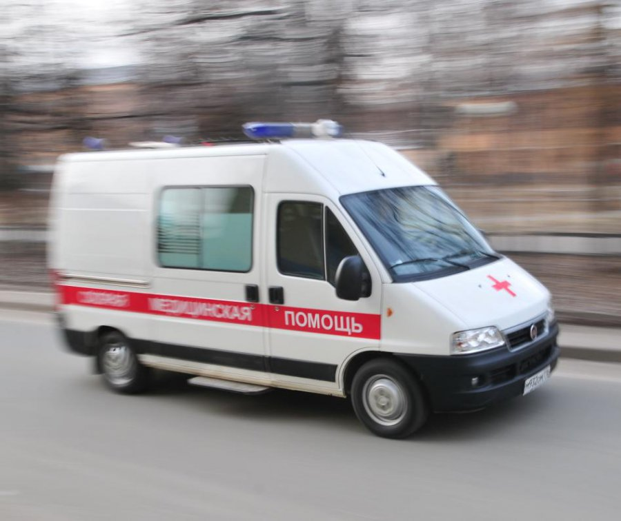 ВБрянске натротуаре сбили 2-х пешеходов