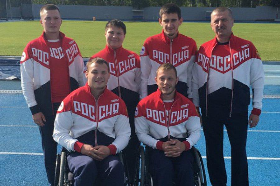 Брянские паралимпийцы сражаются замедали наКубке РФ