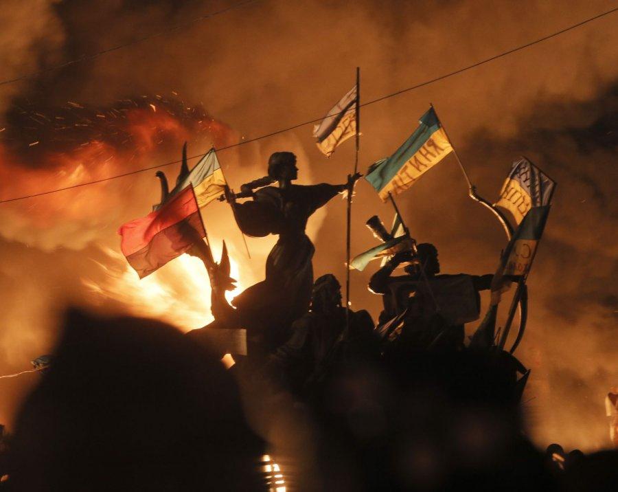 Украинские беспорядки докатились до границ Брянщины