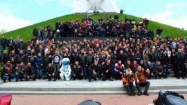 В Брянске байкеры закроют сезон массовым мотопробегом